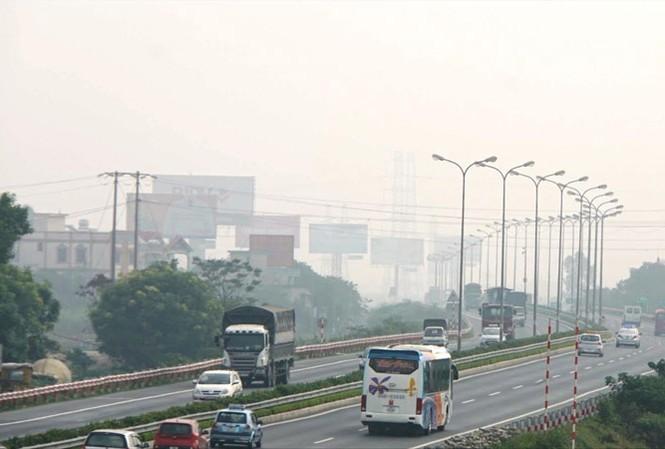 Năm 2021 sẽ hoàn thành thêm 654 km cao tốc trên trục Bắc - Nam (trong ảnh: Cao tốc Cầu Giẽ - Ninh Bình). Ảnh:  Bảo An.