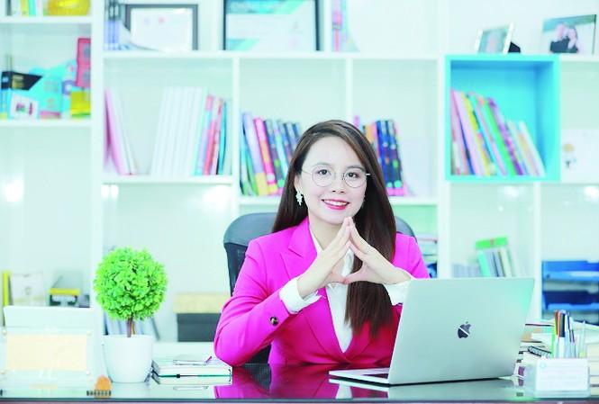 Cô giáo Nguyễn Thị Hoa, nhà sáng lập IMAP với sứ mệnh giúp 10 triệu người Việt nói tiếng Anh