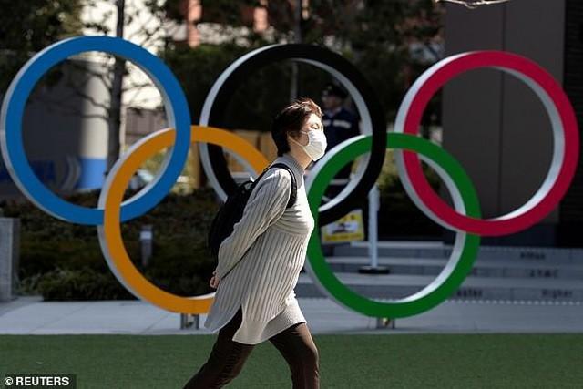 Olympic Tokyo 2020 tốn thêm 1,9 tỷ USD chi phí vì hoãn 1 năm do dịch COVID-19