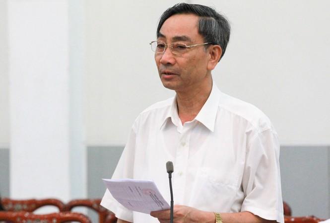 Ông Vũ Đình Khoa, Phó Chủ tịch Ủy ban đoàn kết Tôn giáo Trung ương. Ảnh: Công Khanh