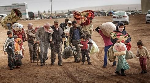 THẾ GIỚI 24H: Jordan trợ cấp cho 1,3 triệu người tị nạn Syria