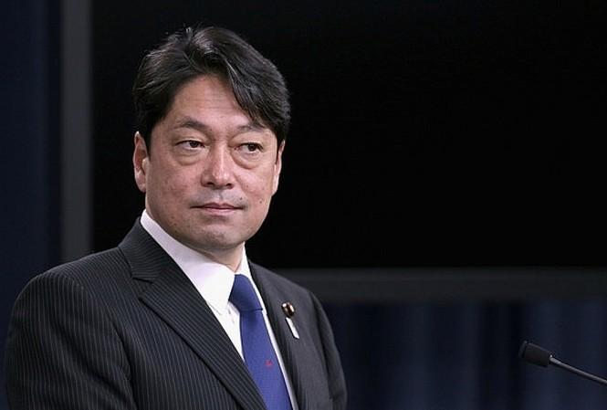 Bộ trưởng Quốc phòng Nhật Itsunori Onodera