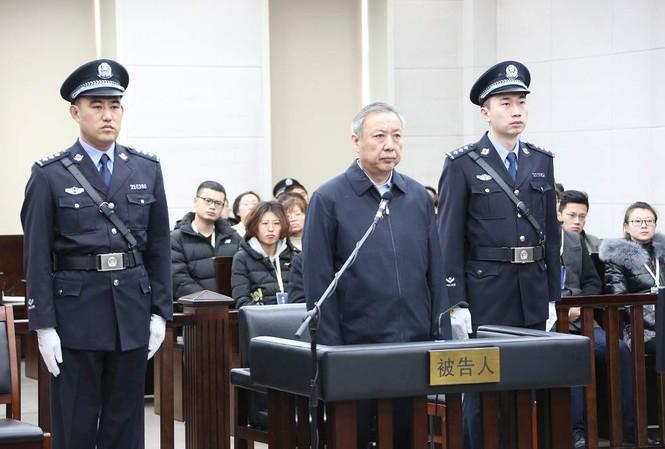 Bạch Hướng Quần, Phó Chủ tịch Khu tự trị Nội Mông bị xét xử