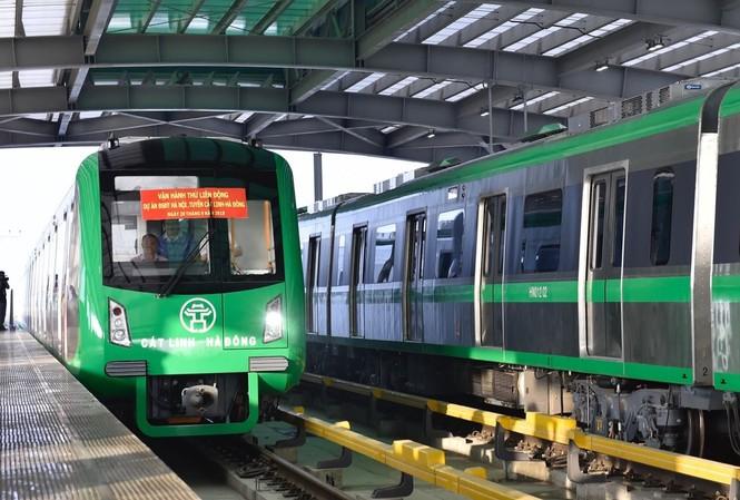Theo đại biểu Thuận Hữu (Hải Phòng), cần xử lý dứt điểm dự án đường sắt Cát Linh – Hà Đông, càng kéo dài càng thiệt hại. Ảnh: Như Ý