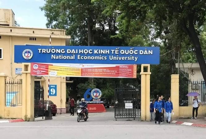 Trường ĐH Kinh tế quốc dân