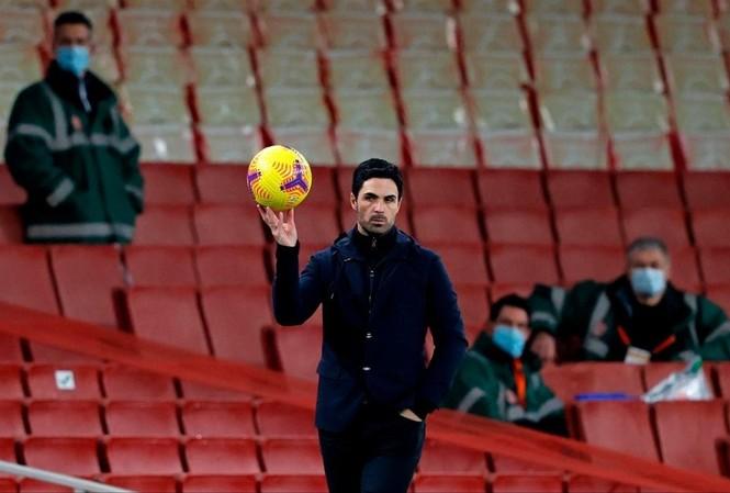 HLV Arteta của Arsenal có khả năng bị sa thải lên tới 36%, theo truyền thông xứ sương mù