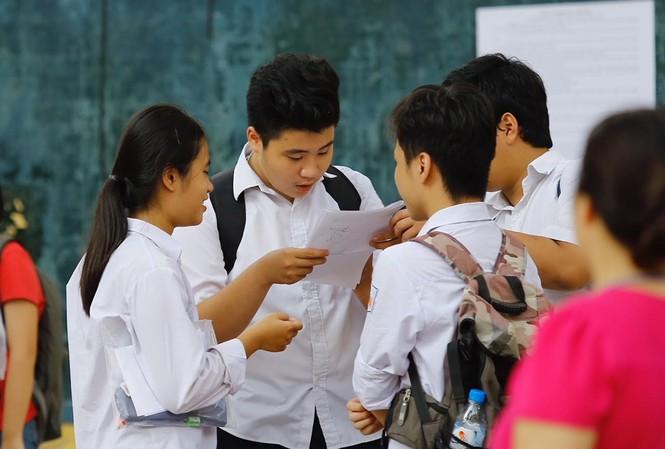 Học sinh thường ít chọn thi đại học với môn lịch sử