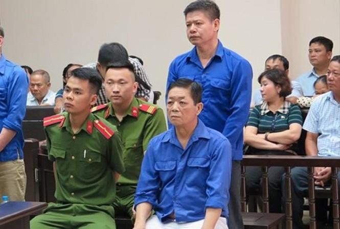 Nguyễn Kim Hưng được ngồi khai báo vì lý do sức khỏe