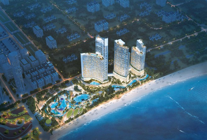 SunBay Park Hotel & Resort Phan Rang sẽ trở thành một điểm đến du lịch tạo động lực tăng trưởng cho cả vùng