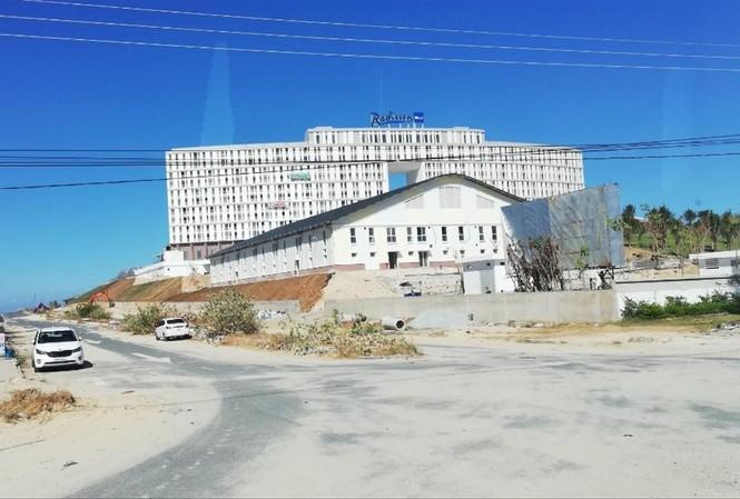 Nhiều dự án tại KDL Bắc bán đảo Cam Ranh đang xây dựng không phép, trái phép