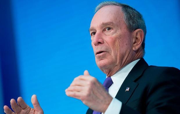 Bloomberg và Trung Hoa