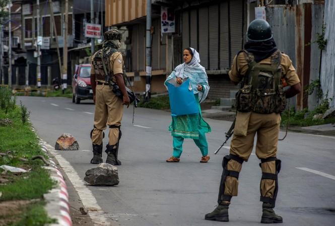 Căng thẳng ở khu vực Kashmir đã tăng lên kể từ tháng 8/2019