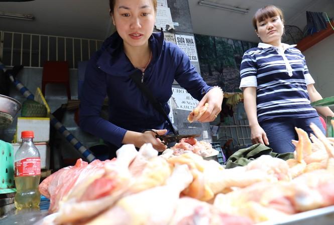 Năm 2020 có lúc giá thịt tăng quá cao. Ảnh: Như Ý