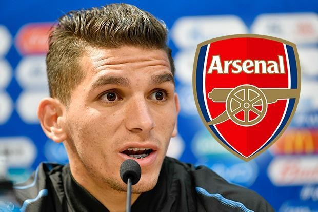 Lucas Torreira chuẩn bị đến Arsenal