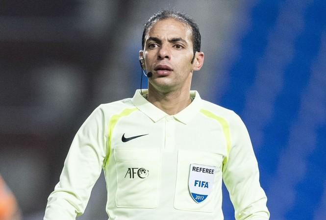 Trọng tài Turki Al Khudair