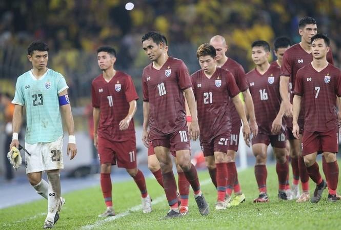 Báo Thái Lan sợ đội nhà thua tuyển Việt Nam, mất luôn vị trí nhì bảng