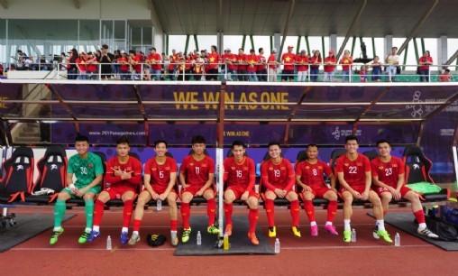 CLB Hà Lan SC Heerenveen chúc mừng Văn Hậu và U22 Việt Nam