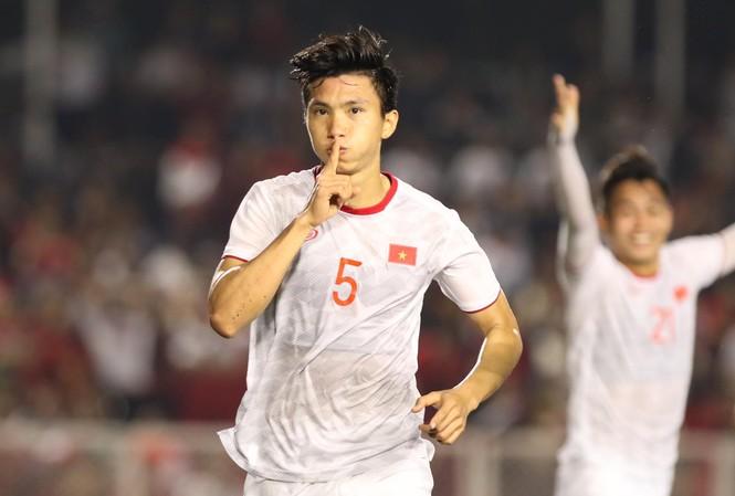 Bốn cầu thủ Việt Nam vào đội hình hay nhất SEA Games 30