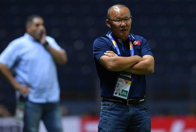 U23 Việt Nam có thể bị loại ngay cả khi thắng đậm U23 Triều Tiên