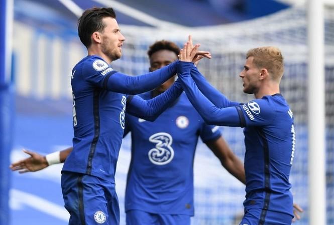 Chelsea đánh bại Crystal Palace 4-0 ở trận đấu sớm vòng 4