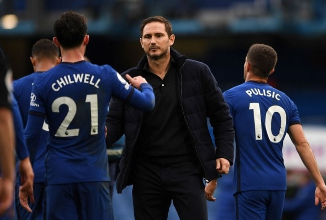 HLV Lampard hài lòng với trận hòa Sevilla