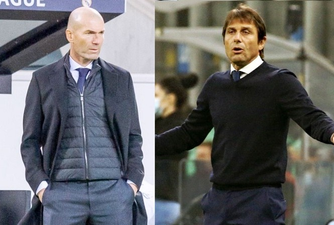 Lịch thi đấu Champions League 3/11: Đại chiến Real - Inter Milan
