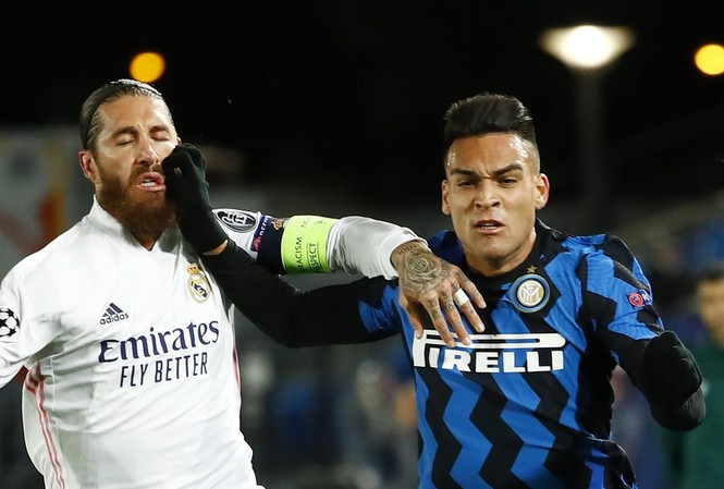 Real Madrid thắng kịch tính Inter