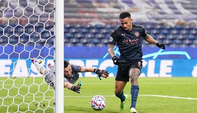Man City hoà Porto, cục diện bảng C ngã ngũ