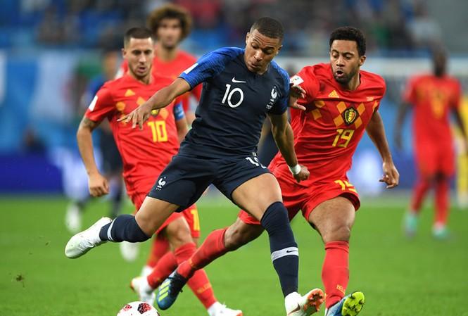 Pháp gặp Bỉ ở bán kết UEFA Nations League 2020-21