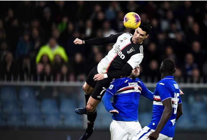 Ronaldo vẫn đang là cỗ máy ghi bàn của Juventus