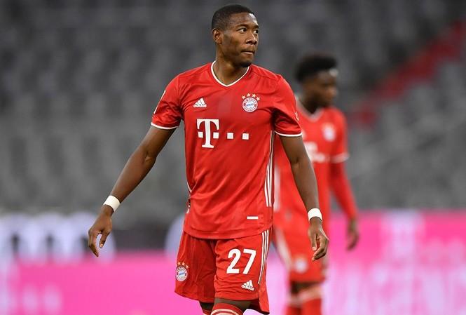 Alaba chỉ còn hợp đồng với Bayern vào mùa hè 2021