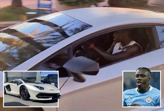 Sao Man City 'khóc ròng' vì siêu xe Lamborghini 60 tỉ sắp thành sắt vụn