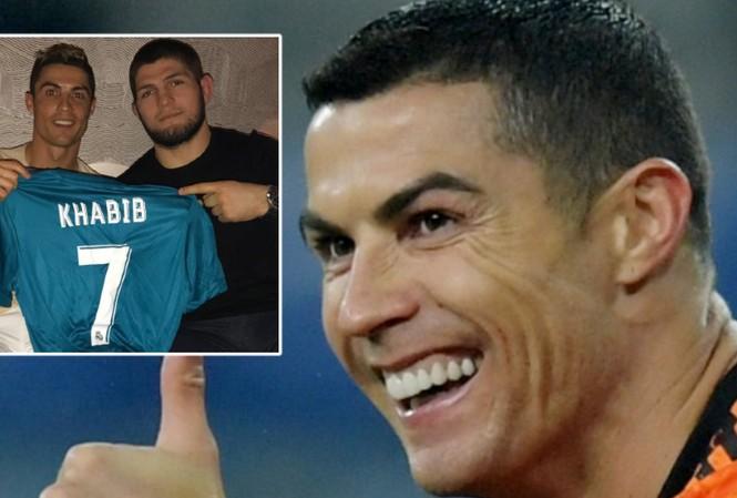 Võ sĩ bất bại hết lời khen ngợi siêu sao Ronaldo