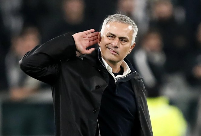 Mourinho tỏ ra rất gay gắt với đội bóng của trò cũ Parker