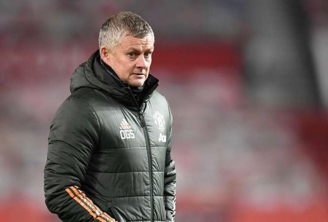 HLV Ole Solskjaer không hài lòng với kết quả hòa trước Liverpool.