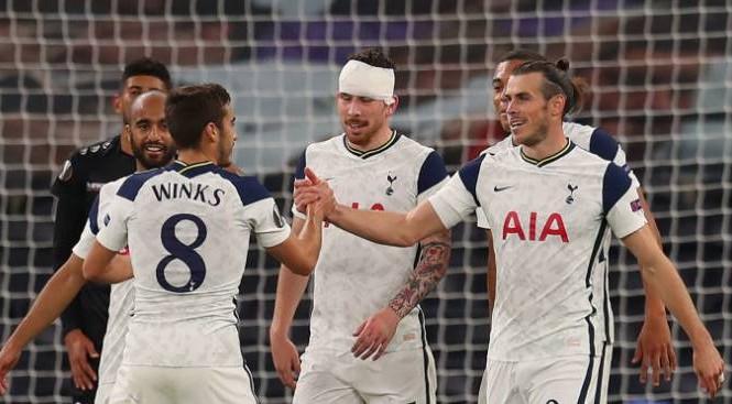 Bale toả sáng, Tottenham ngược dòng hạ đối thủ đàn em tại FA Cup