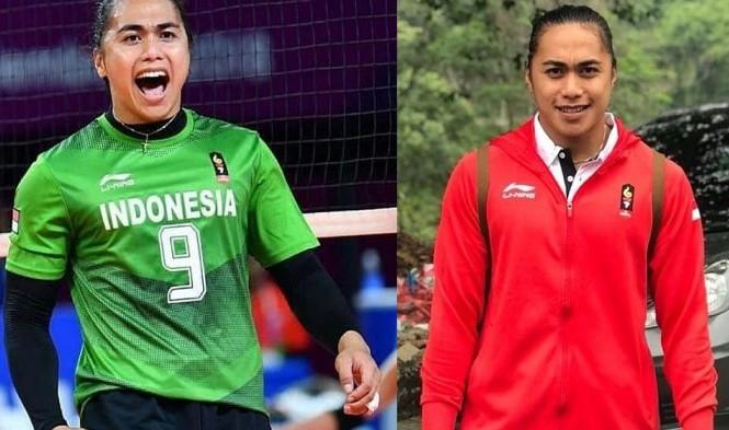 Cựu tuyển thủ bóng chuyền nữ Indonesia là... nam giới