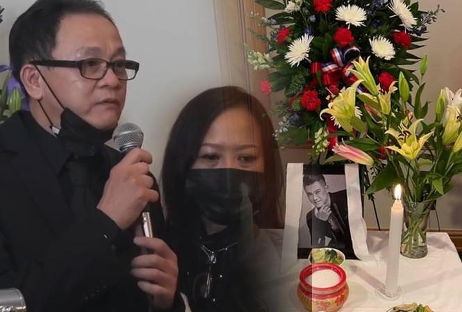 Tang lễ Vân Quang Long tại Mỹ: Người thân, đồng nghiệp thương tiếc tiễn biệt