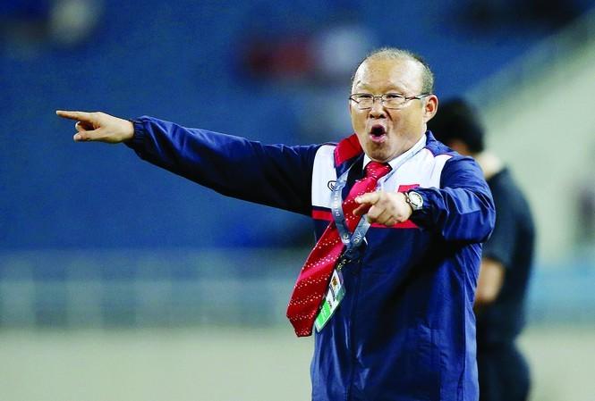 Park Hang Seo: Đội tuyển Việt Nam phải vươn tới tầm châu Á
