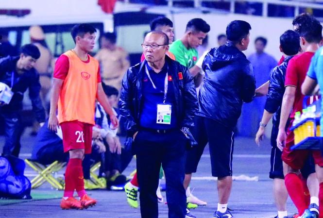 HLV Park Hang Seo và U23 Việt Nam được dự báo sẽ vấp phải những thử thách rất lớn tại VCK U23 châu Á 2020    Ảnh: NHƯ Ý
