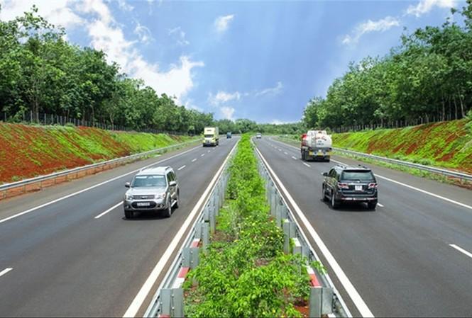 Dự án cao tốc Bắc Nam - một trong những dự án đầu tư công trọng điểm                           Ảnh minh họa