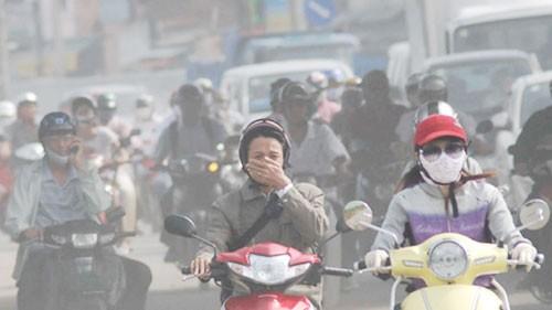 Hành vi gây ô nhiễm môi trường cần được xử lý nghiêm                Ảnh: P.V