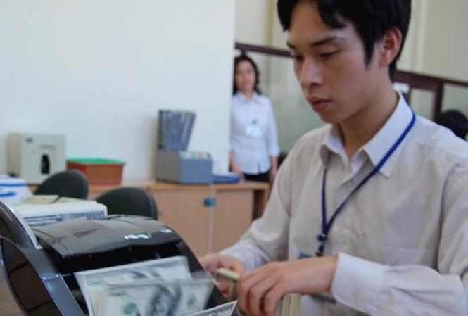 Dự trữ ngoại hối 73 tỷ USD cũng mới chỉ tương đương với khoảng hơn 14 tuần nhập khẩu. Ảnh: Nhật Minh