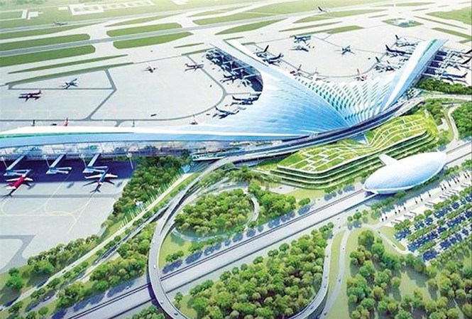 Quốc hội giao Chính phủ quyết định tổng mức đầu tư, lựa chọn nhà đầu tư sân bay Long Thành