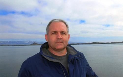 Paul Whelan trước khi bị bắt