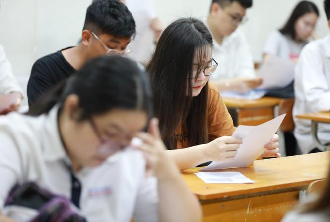 Nhiều trường nâng điểm để đánh trượt thí sinh Ảnh: Hồng Vĩnh
