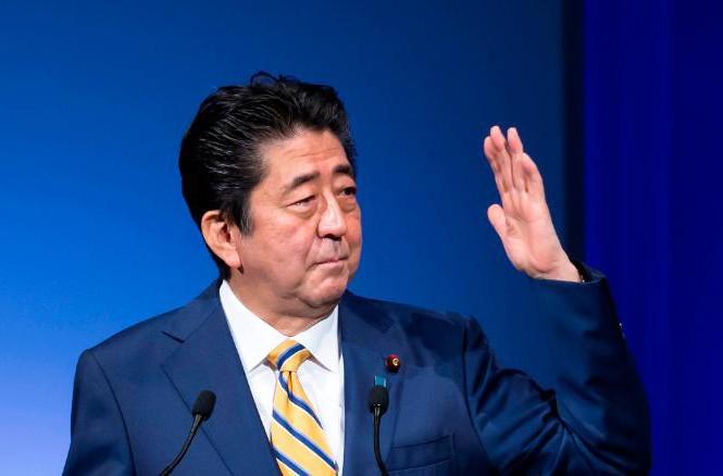 Thủ tướng Nhật Bản Shinzo Abe   ảnh: cnn