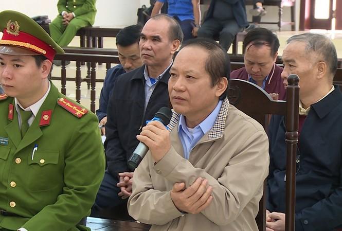 Bị cáo Trương Minh Tuấn Ảnh: ngọc châu