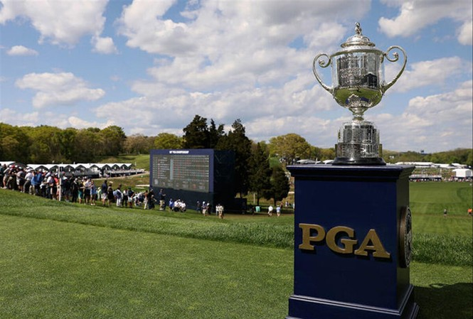 PGA Championship 2022sẽ không diễn ra trên sân Trump National