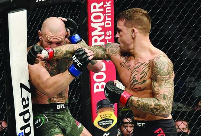 McGregor nhận thất bại khó nuốt trôi